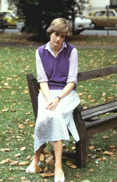 Диана Спенсер казалась идеальной партией для принца