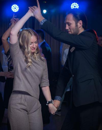 Танцевальная вечеринка с преподавателями GallaDance