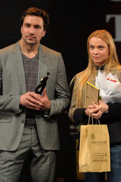 Татьяна Арнтгольц и Григорий Антипенко
