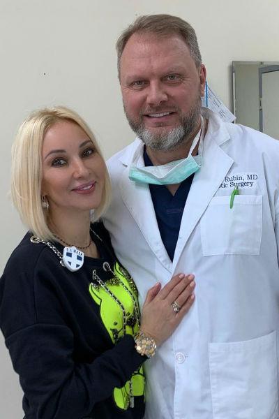 Телеведущая уверена, что врачи спасли ей жизнь