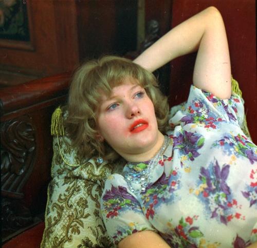 Еще в юном возрасте актриса узнала, что такое мужская жестокость