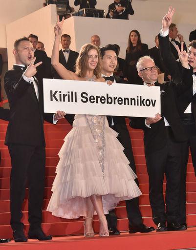 Актеры фильма «Лето» поддержали Кирилла Серебренникова, который находится под домашним арестом