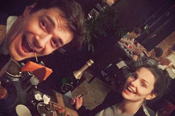 Лиза и Максим Матвеев счастливы в браке 5 лет