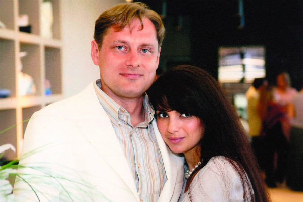 Владимир Маругов ушел от жены к любовнице