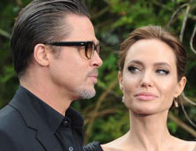 Анджелина Джоли выходит замуж за Брэда Питта