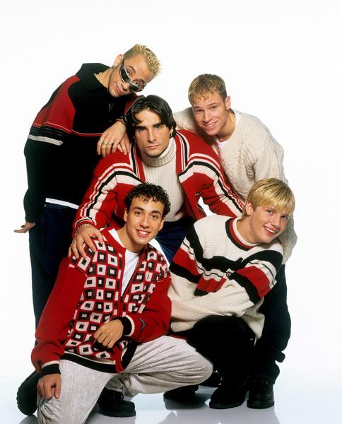 Группа Backstreet Boys образовалась в 1993 году