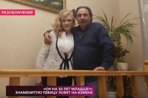 Светлана и Борис официально поженились в конце 2018 года