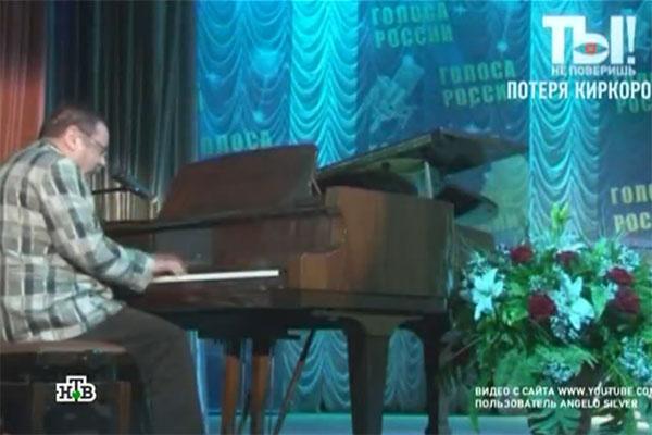 Сергей Касторский исполняет свой хит