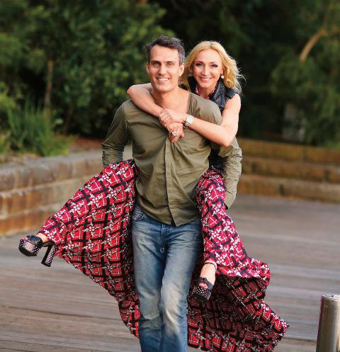 В этом году Кристина и Михаил отметили 12-летие со дня свадьбы