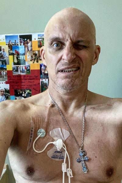 Бизнесмен основал фонд помощи больным лейкемией