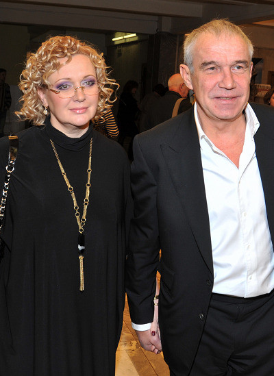 Инна и Сергей Гармаш вместе более 35 лет