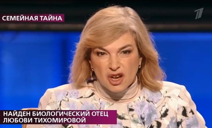 Мать актрисы не хочет общаться с Виктором