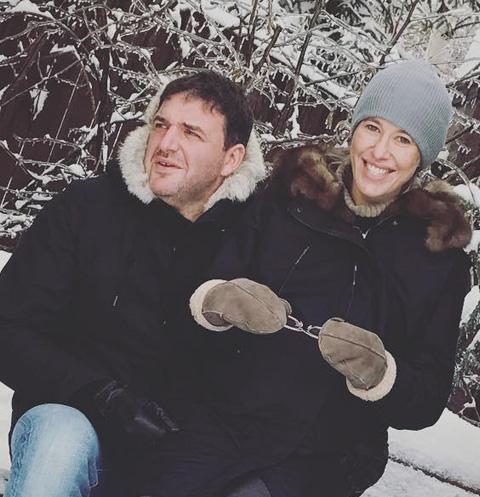 Ксения Собчак и Максим Виторган «тонут» в поздравлениях друзей