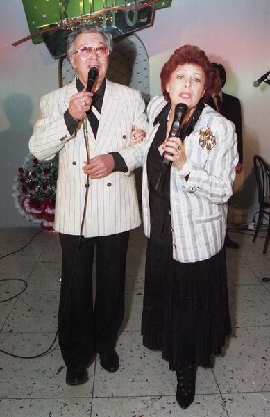 Звезды советской эстрады счастливы вместе более 60 лет
