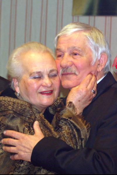 Жена актера посвятила всю жизнь ему и семье