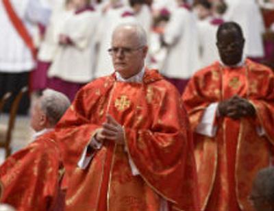 266-м Папой Римским стал латиноамериканец