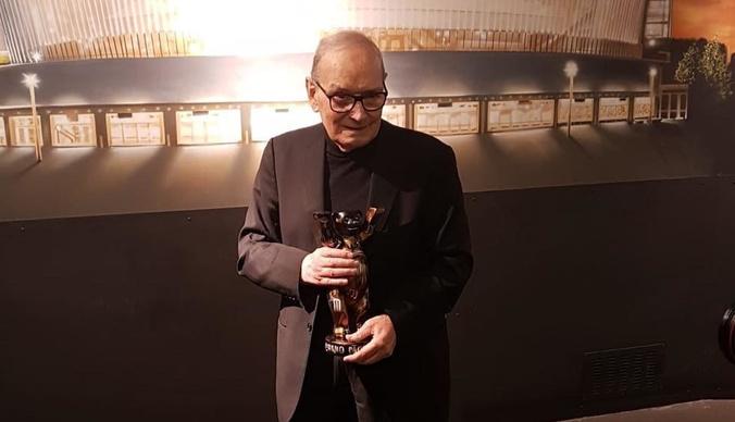 Композитор Эннио Морриконе скончался на 92-м году жизни