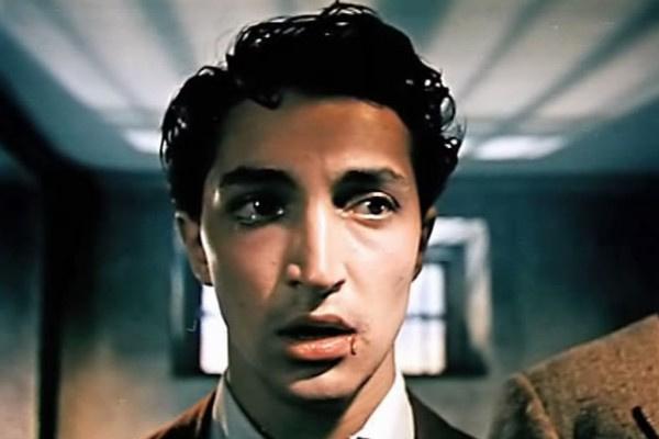 Дебют Михаила Козакова в кино состоялся в картине «Убийство на улице Данте»
