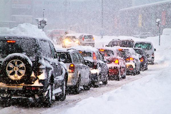 Опасайтесь снегопада