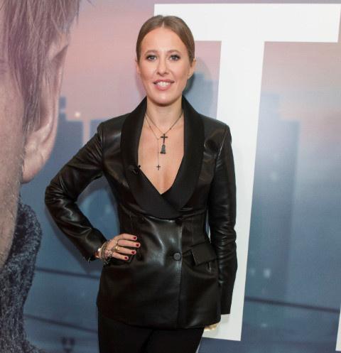 Ксения Собчак посмеялась над тем, что была любовницей продюсера «ДОМа-2»