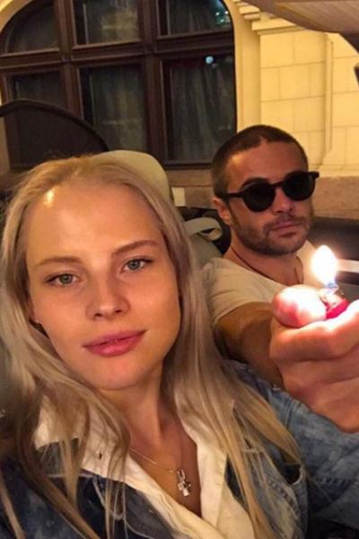 Катя Никулина и Илья Глинников