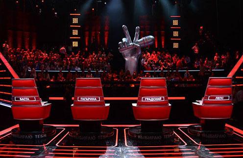 Четвертый сезон шоу «Голос» стартовал 4 сентября