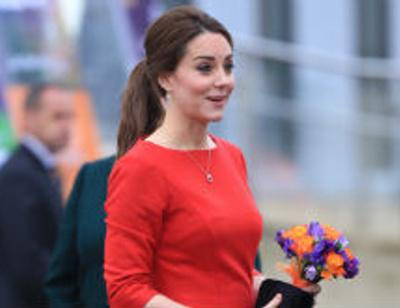 Кейт Миддлтон готовит Георга к рождению второго ребенка