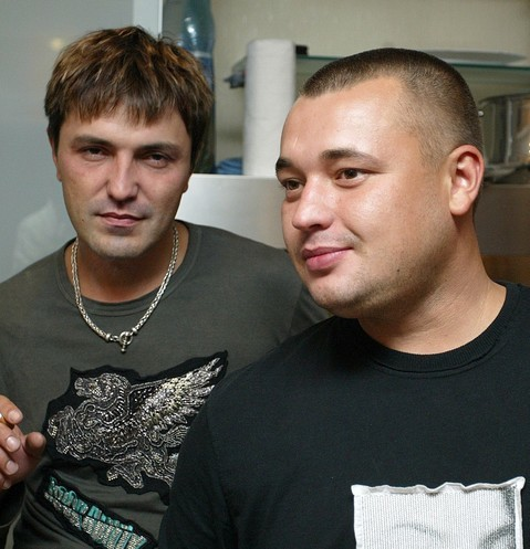 Алексей Потехин и Сергей Жуков