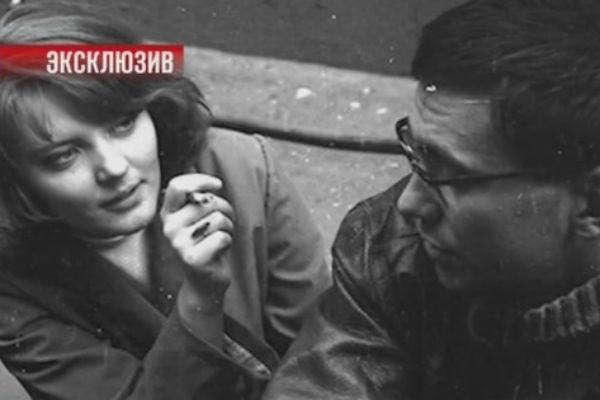 Марианна Вертинская и Андрон Кончаловский