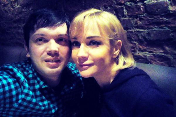 Сергей Максимов и Татьяна Буланова