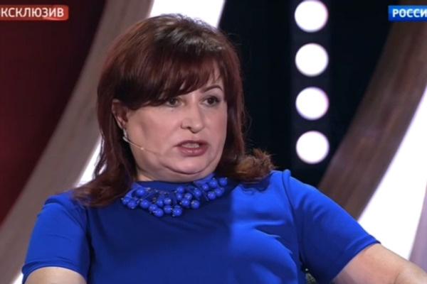 Ирина Грудинина узнала о разводе из смс