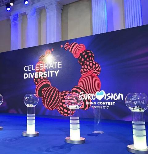 В этом году «Евровидение» пройдет в Киеве