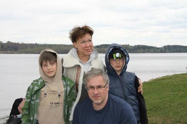 Юлия посвятила жизнь воспитанию детей