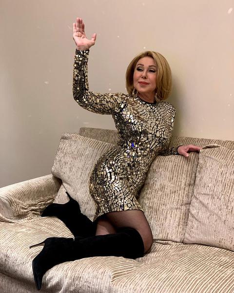Певица гордится тем, как выглядит в 65 лет