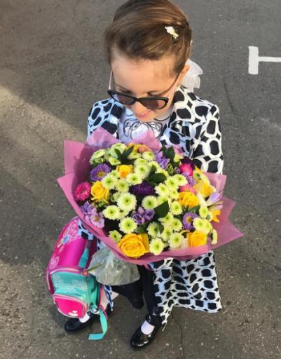Дочь Яны Чуриковой Таисия