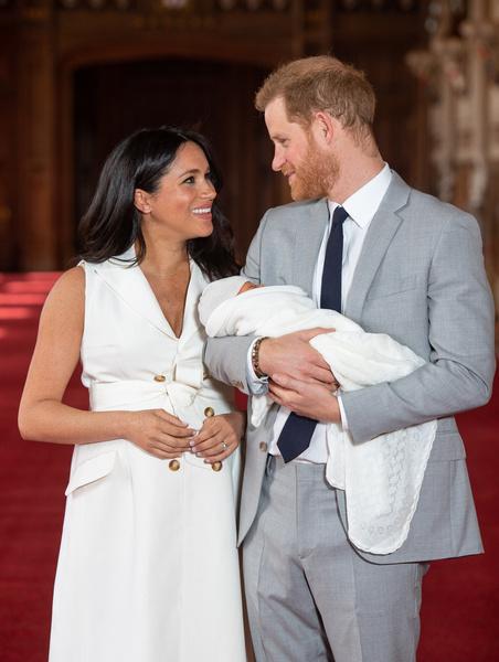 15 милых фото принца Арчи или как живет самый обсуждаемый ребенок Великобритании