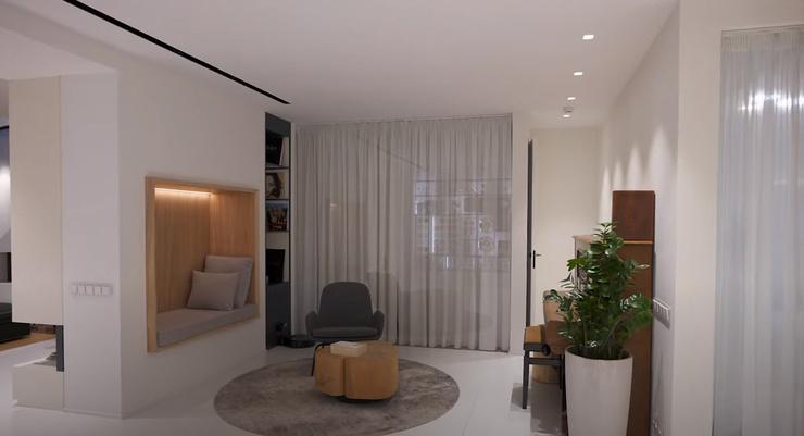 Своеобразная музыкальная зона в квартире - это уголок, в котором стоит рояль.