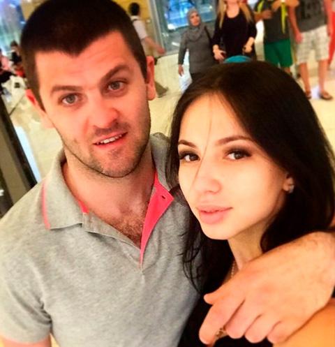 Александр Радулов и Дарья Дмитриева