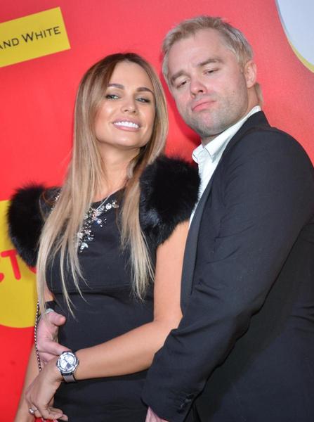 Виталий Гогунский с бывшей женой Ириной Маирко