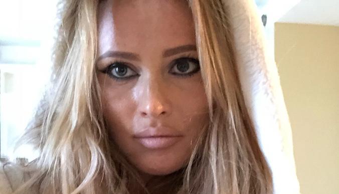 На Дану Борисову напала родная дочь
