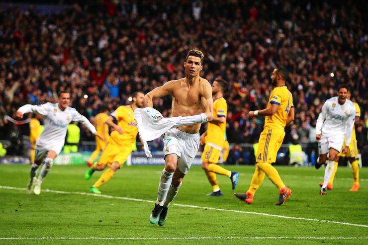 «Реал Мадрид» два года пытался переманить к себе Роналду