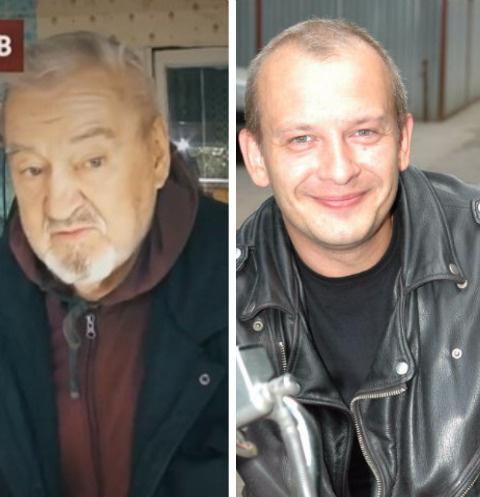 Александр Кудряшов и Дмитрий Марьянов