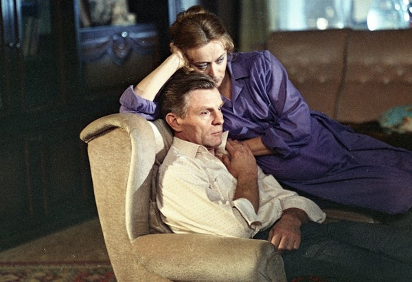 Юрий Назаров и Маргарита Терехова показали непростые отношения супругов на экране