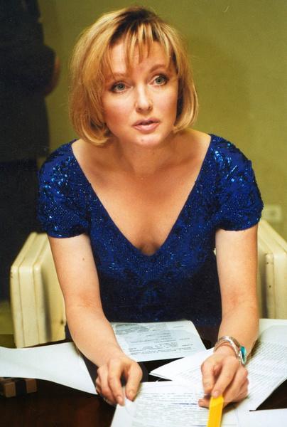 В 80-х Лариса Вербицкая стала диктором