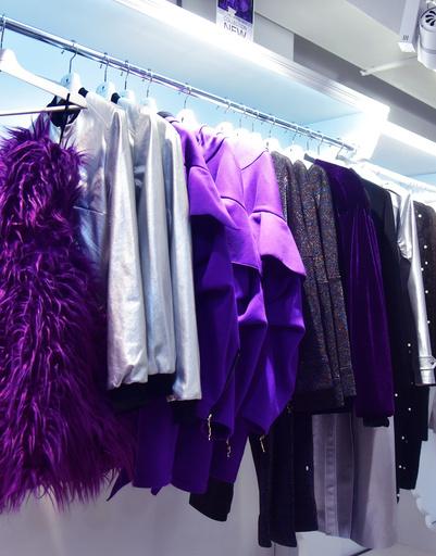 Фиолетовый – главный тренд грядущей осени
