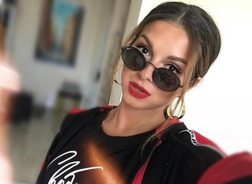 Певица Нюша выйдет из декрета через полтора месяца после родов