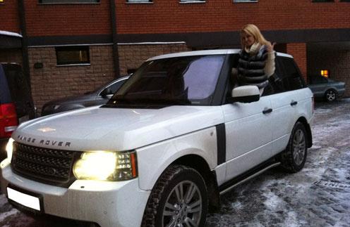Новое авто Яна купила ради удобства детей, которые живут сейчас с ней