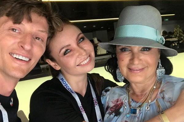 Ляйсан Утяшева считает Ирину Винер членом семьи