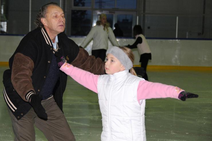 Спортсмен стал детским тренером