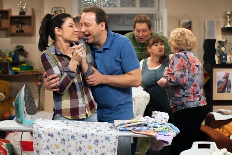 За время съемок актеры успели стать близкими друзьями